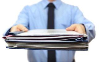 Какие нужны документы для военкомата?