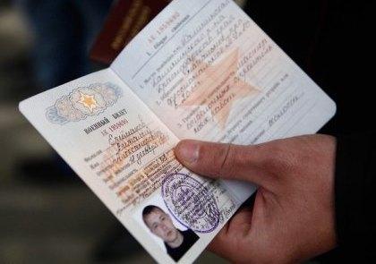 Фото на военный билет: стандарты фото для военкомата