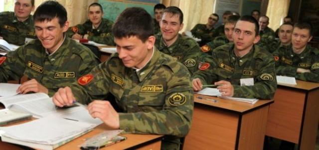 Отмена призыва в армию в 2019 году