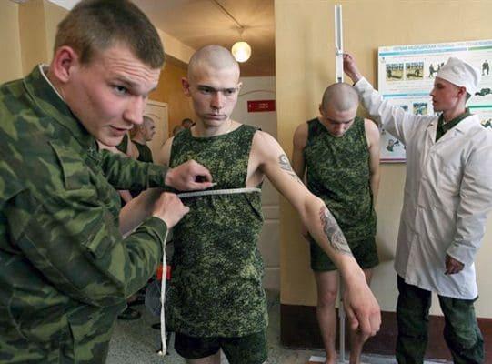 С какими болезнями не берут в армию - полный перечень заболеваний
