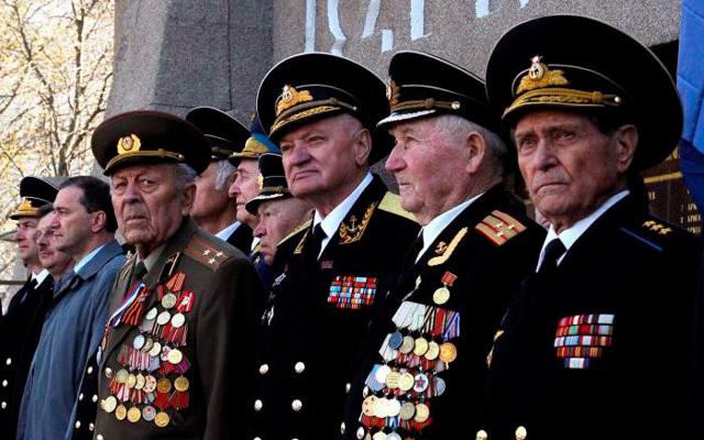 Льготы ветеранам военной службы: виды поддержки от государства