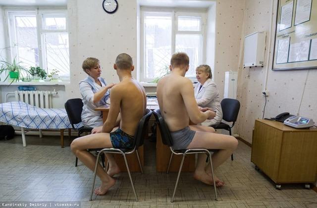 Медосмотр в военкомате: особенности прохождения медкомиссии