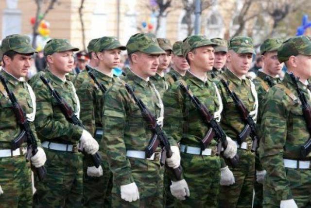Правовой статус военнослужащих РФ - основные понятия