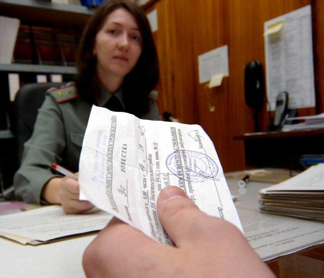 Справка вместо военного билета - кому выдается