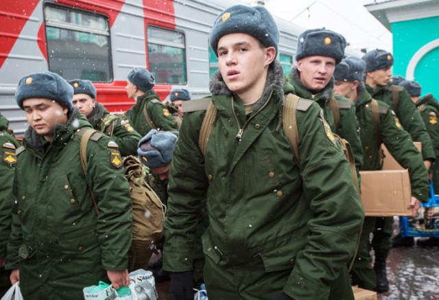 Отмена призыва в армию в России