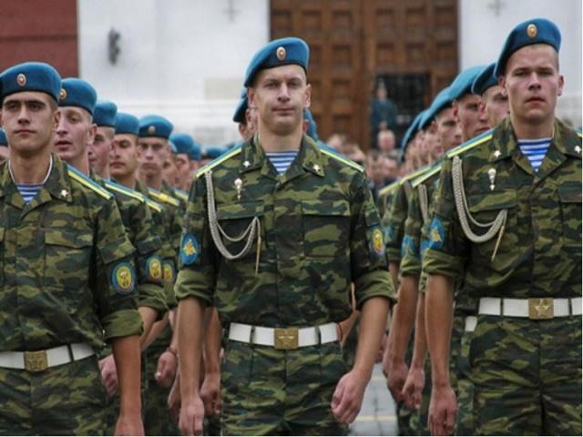 Где лучше служить по контракту: выбор рода войск