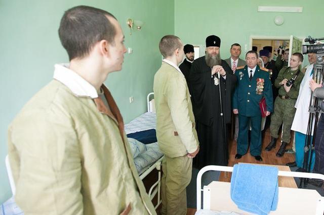 Госпиталь ветеранов войн - кто имеет право на бесплатное лечение