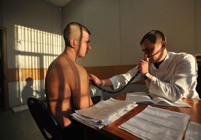Берут ли в армию с гипертонией - давление при освобождении от службы