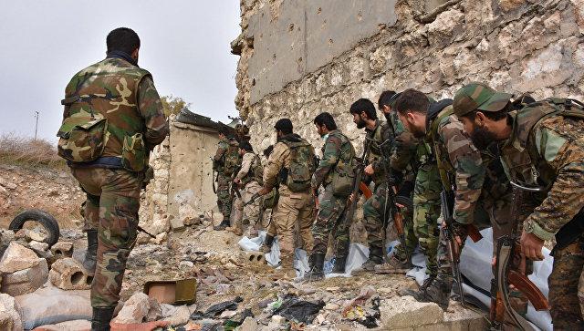Льготы участникам боевых действий в Сирии